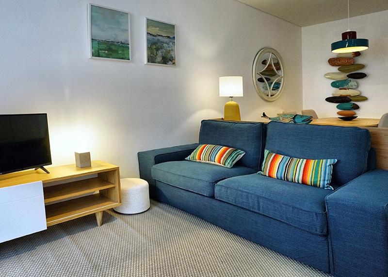 Decoração apartamento em Campo de Ourique