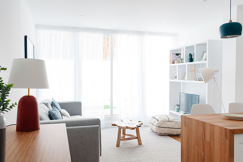 Decoração apartamento no Dafundo