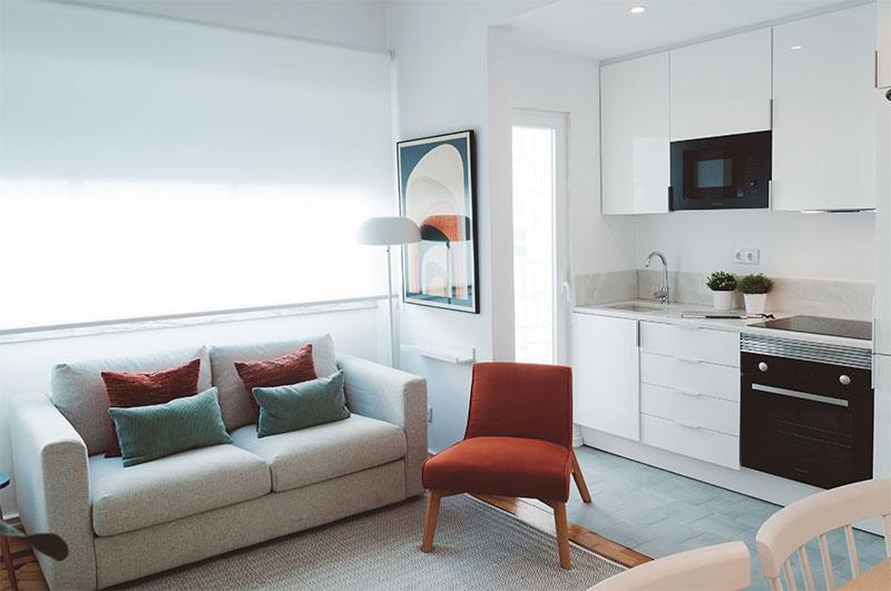Decoração de Apartamento em Entrecampos