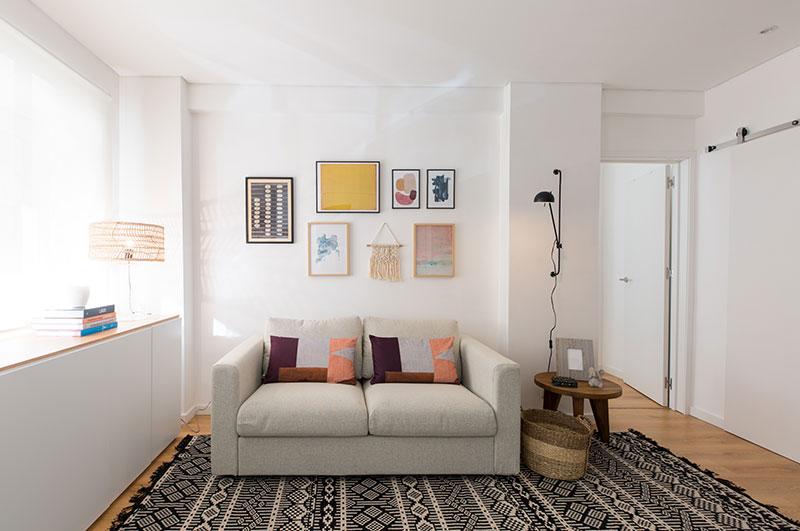Decoração de Apartamento em Paço de Arcos